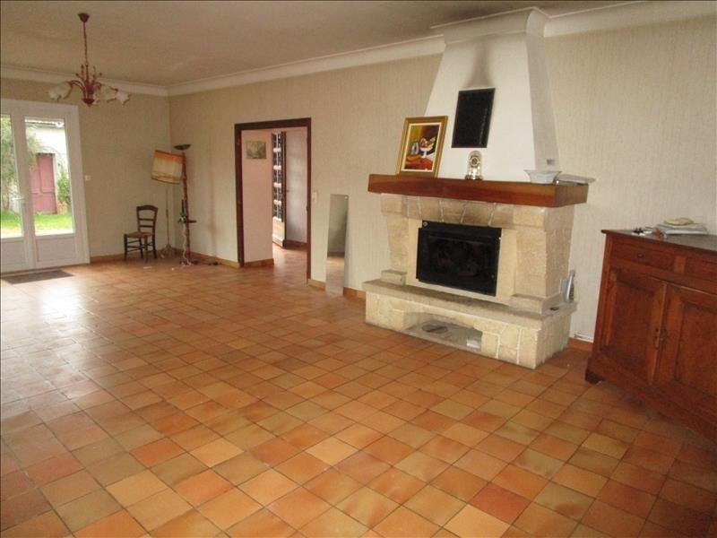Vente maison / villa Matha 154300€ - Photo 5