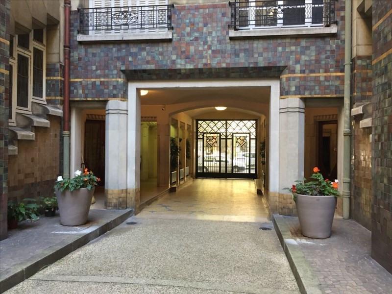 Vente de prestige appartement Paris 16ème 990000€ - Photo 2