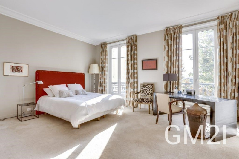 Vente de prestige appartement Paris 16ème 3 140 000€ - Photo 6
