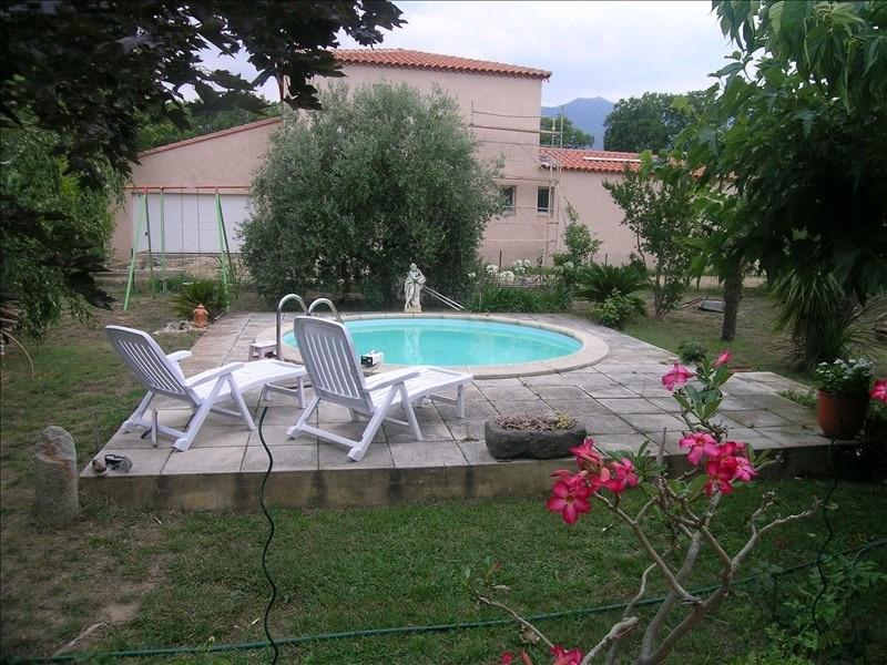 Vente maison / villa Montesquieu des alberes 325000€ - Photo 1