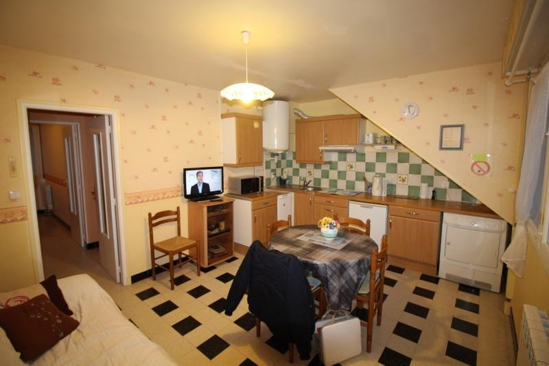 Vente appartement Fort mahon plage 122000€ - Photo 1