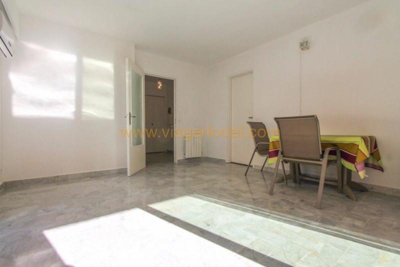 Vendita nell' vitalizio di vita appartamento Le cannet 67000€ - Fotografia 5