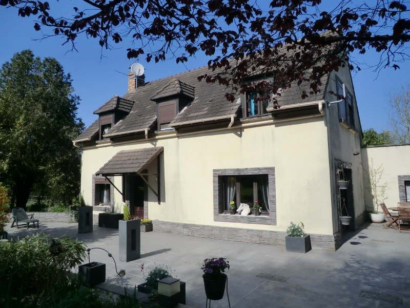 Sale house / villa La chapelle en serval env 465 000€ - Picture 1