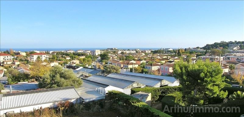 Deluxe sale apartment Antibes 845 000€ - Picture 1
