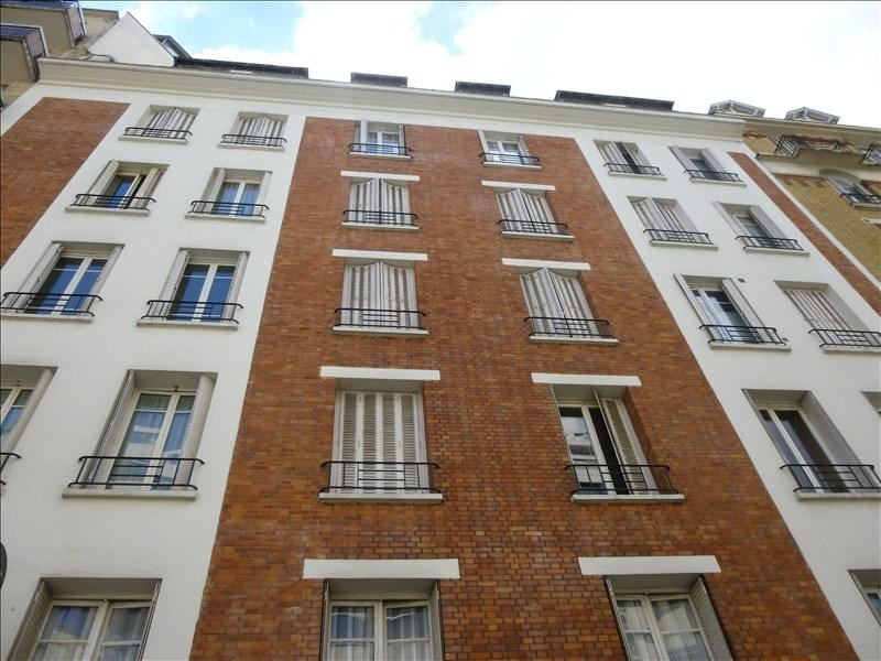 Sale apartment Paris 19ème 305000€ - Picture 1