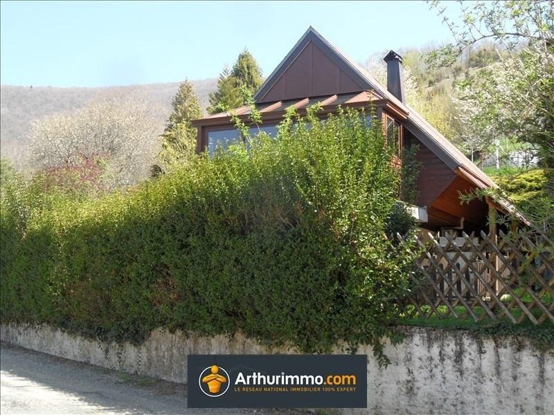 Sale house / villa Belley 116000€ - Picture 1