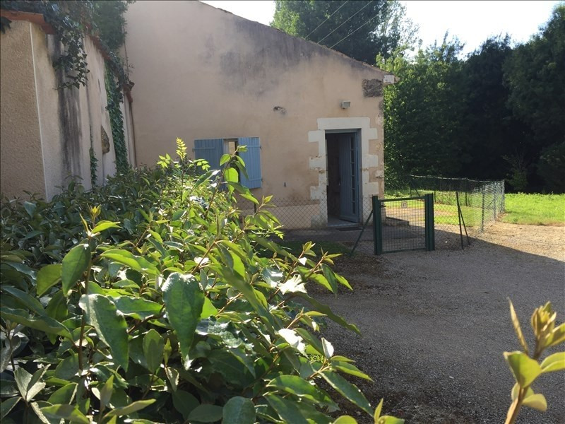 Vente maison / villa Marigny chemereau 154000€ -  2