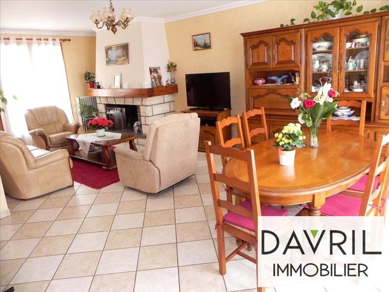 Sale house / villa Chanteloup les vignes 369400€ - Picture 2