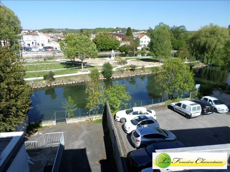 Rental apartment Magnac sur touvre 415€ CC - Picture 1