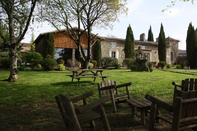 Sale house / villa Langon 533000€ - Picture 1