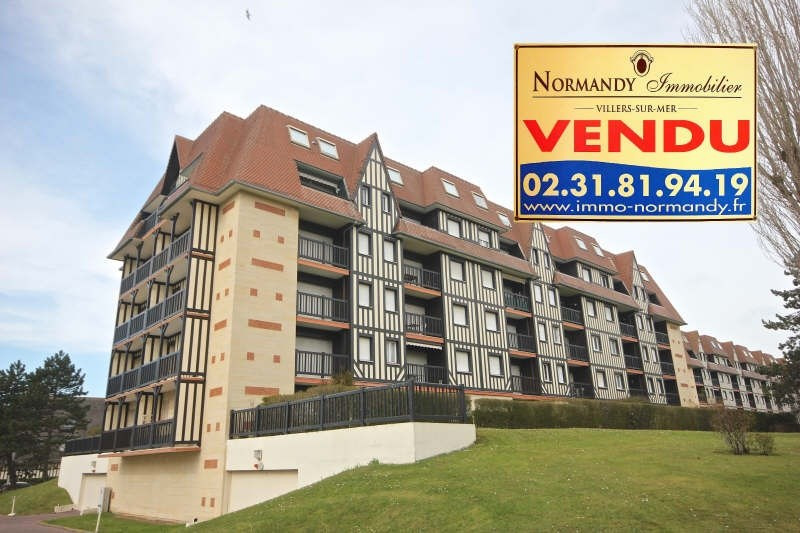 Sale apartment Villers sur mer 139700€ - Picture 1