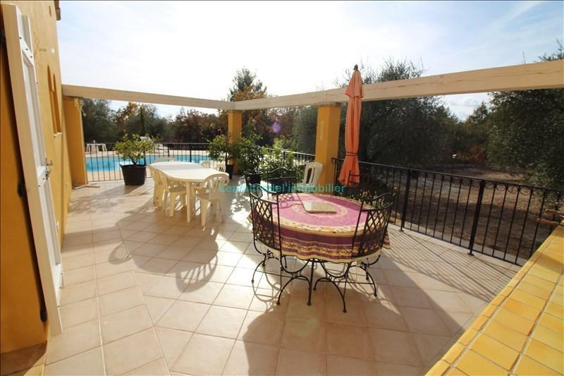 Vente de prestige maison / villa Saint cezaire sur siagne 560000€ - Photo 4
