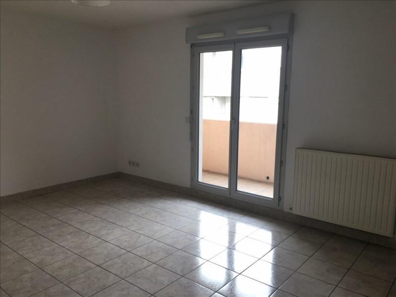 Rental apartment Vienne 580€ CC - Picture 1