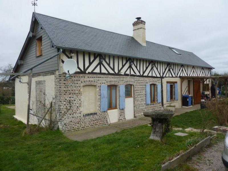 Vente maison / villa Lisieux 136100€ - Photo 1