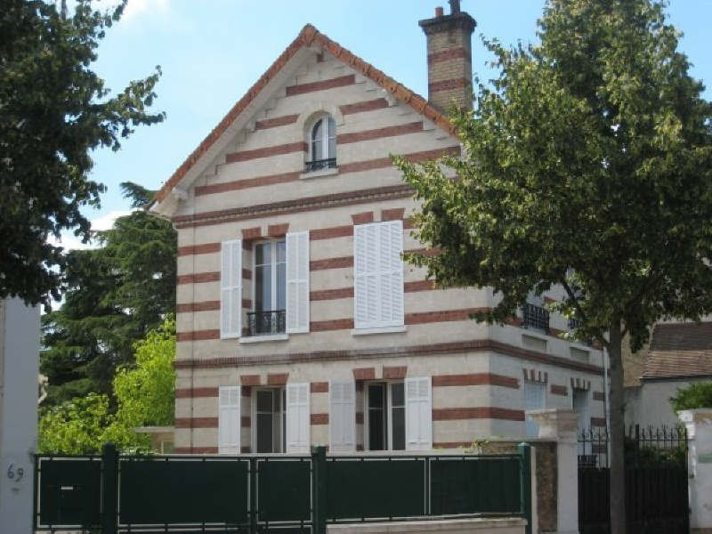 Location maison / villa Croissy sur seine 3 582€ CC - Photo 1