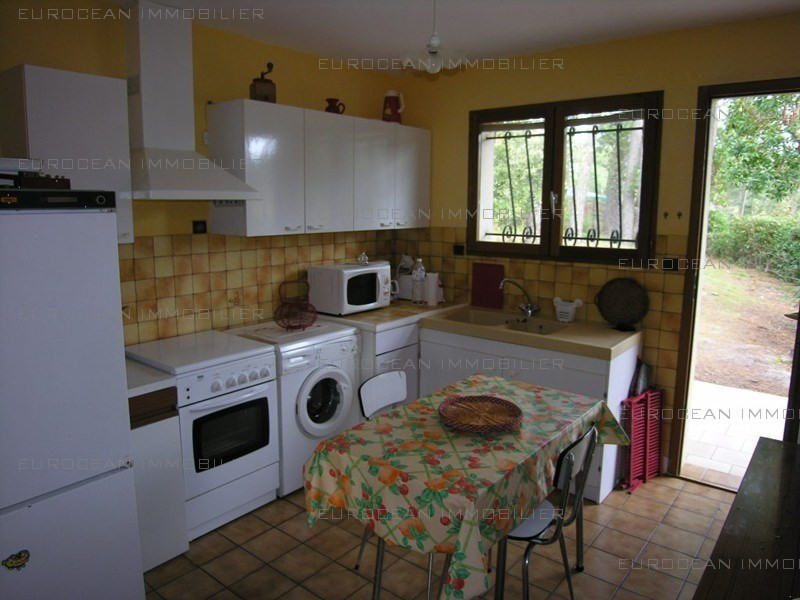 Vacation rental house / villa Lacanau-ocean 705€ - Picture 5