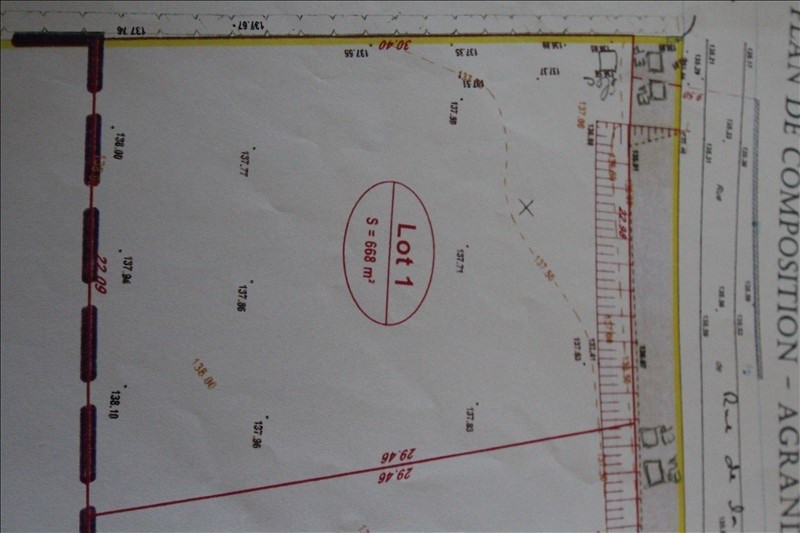 Vente terrain Mareuil sur ourcq 48000€ - Photo 2