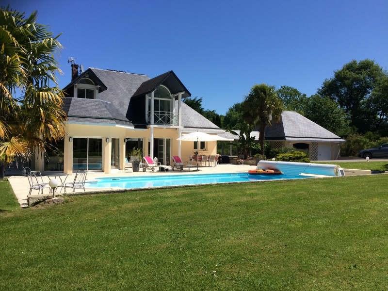 Vente de prestige maison / villa Gonneville sur mer 945000€ - Photo 1