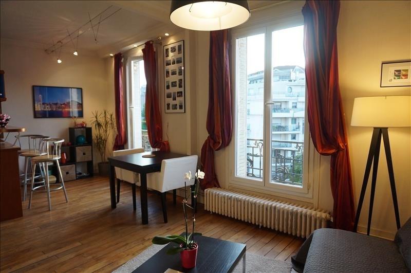 Sale apartment Paris 15ème 450000€ - Picture 2