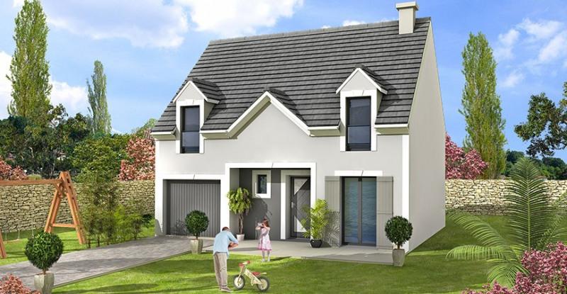 Maison  5 pièces + Terrain 500 m² Guyancourt par MAISONS BARILLEAU
