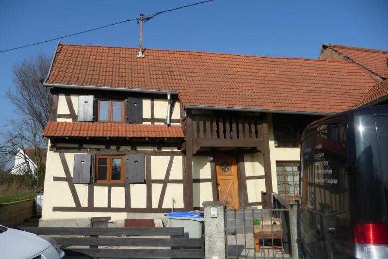Maison 2 pièces Eckwersheim