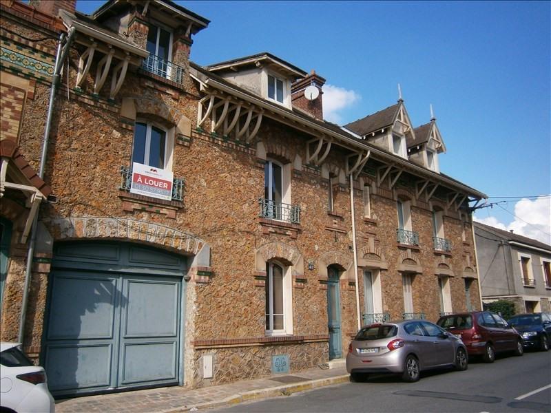 Location appartement Neauphle le chateau 1057€ CC - Photo 1