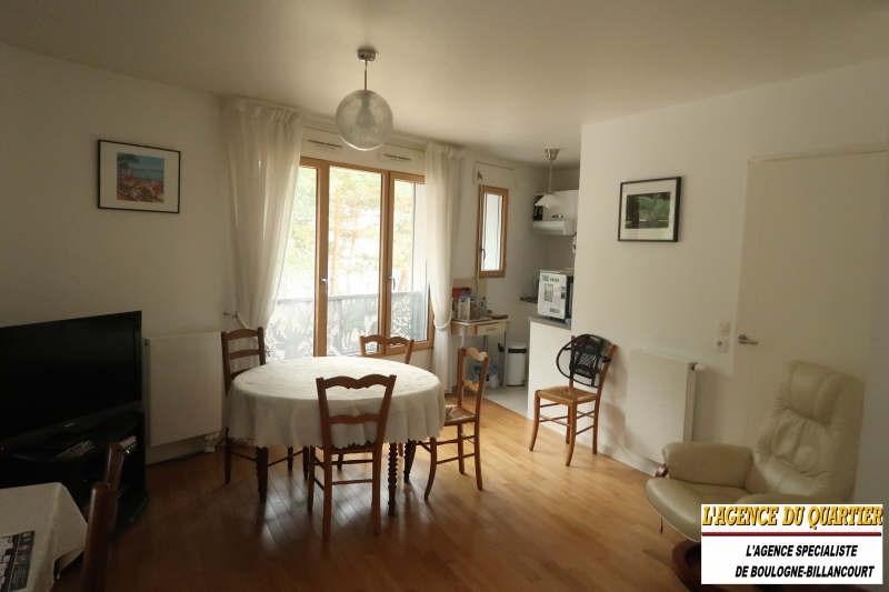 Sale apartment Boulogne billancourt 349000€ - Picture 1