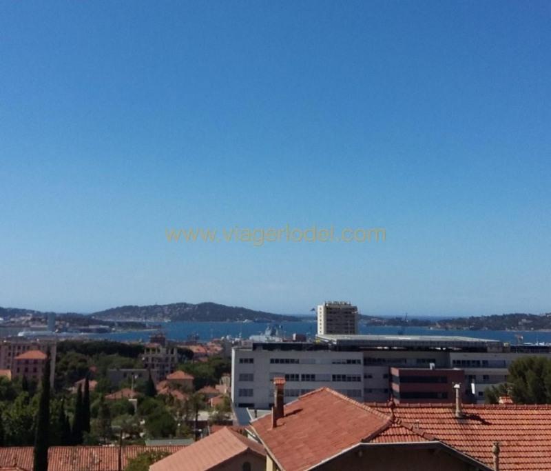 Vendita nell' vitalizio di vita appartamento Toulon 82500€ - Fotografia 1