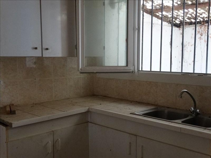 Vente maison / villa Parempuyre 109000€ - Photo 1