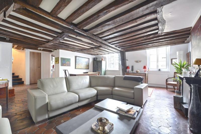 Verkauf von luxusobjekt wohnung Paris 3ème 1365000€ - Fotografie 1