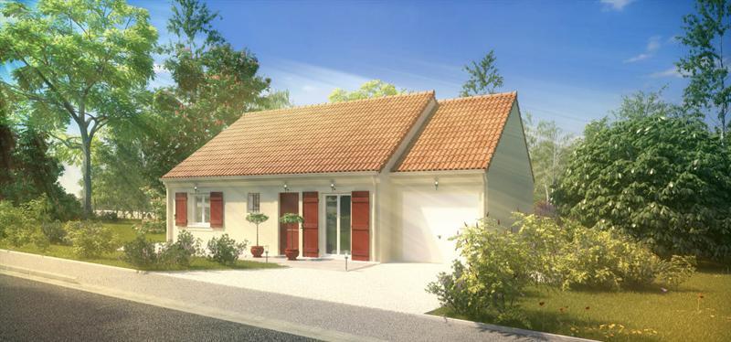 Maison  4 pièces + Terrain 1090 m² Coquainvilliers par MAISONS PIERRE