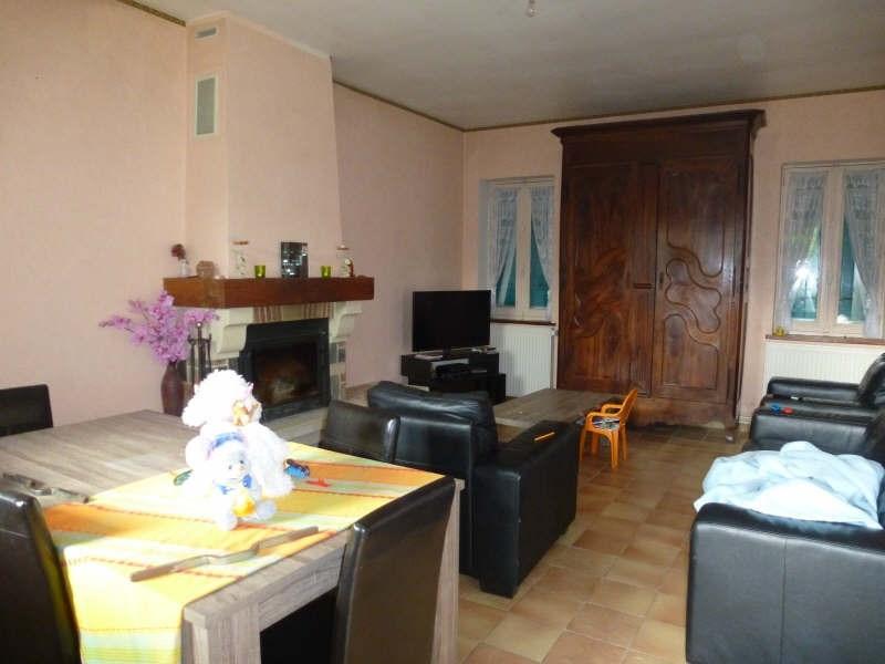 Rental house / villa Vienne en val 650€ CC - Picture 4