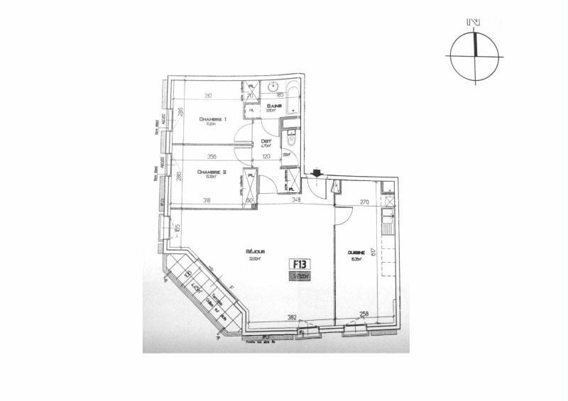 Location appartement Dijon 880€ CC - Photo 9