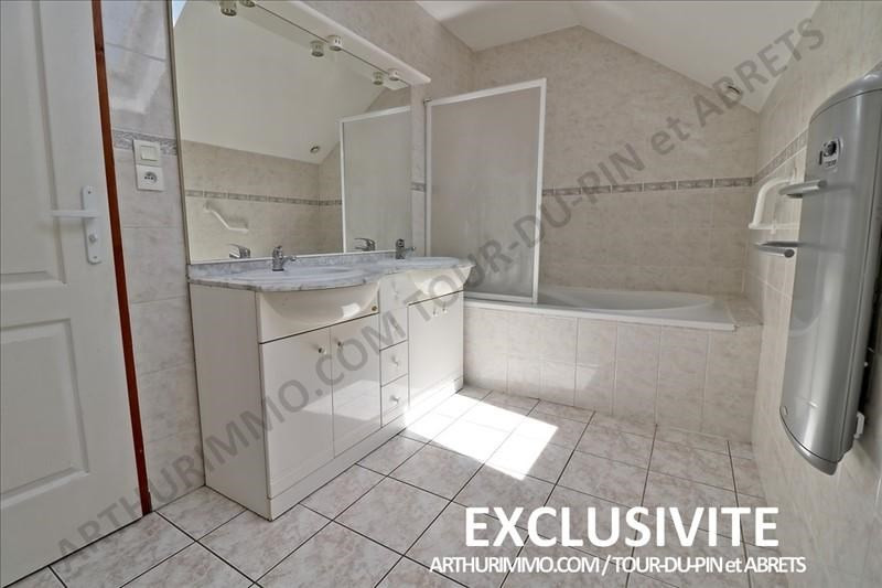 Sale house / villa La tour du pin 209000€ - Picture 5