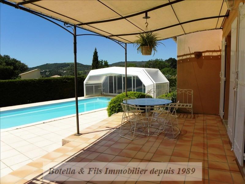 Vente maison / villa Goudargues 456000€ - Photo 6