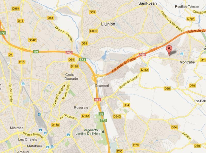 Location Local d'activités / Entrepôt Montrabé 0