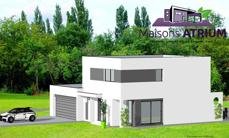 Maison  5 pièces + Terrain 444 m² Nancy (54000) par Maisons ATRIUM