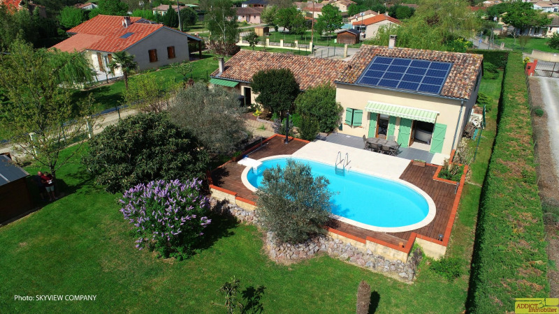 Vente maison / villa Bessieres 357000€ - Photo 1