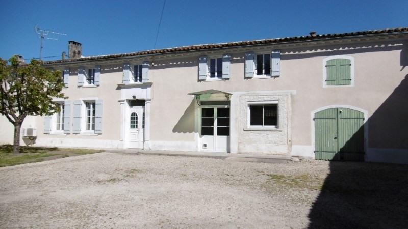 Vente maison / villa 7 kms de cognac 221490€ - Photo 8