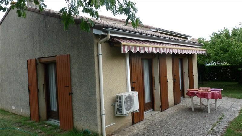 Vente maison / villa Bourg les valence 258000€ - Photo 2