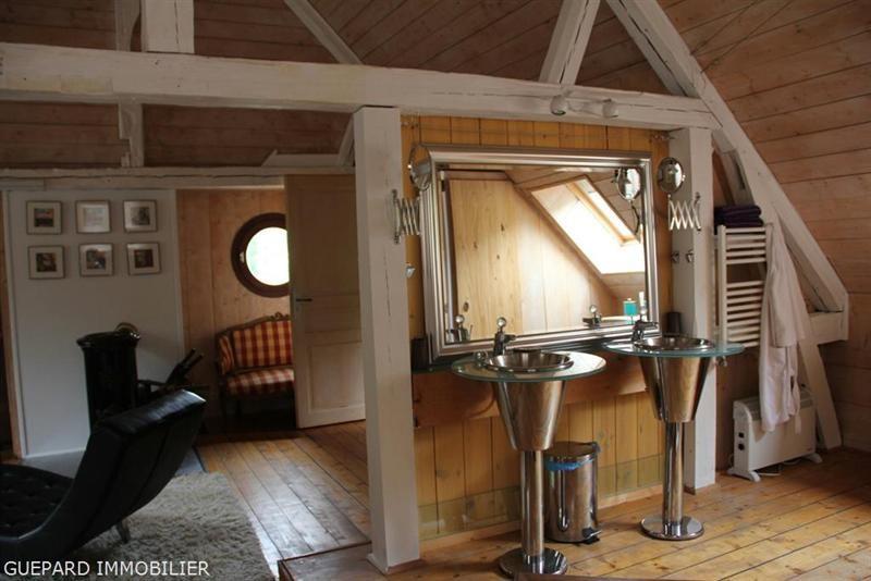 Vente de prestige maison / villa Fiquefleur equainville 495000€ - Photo 6