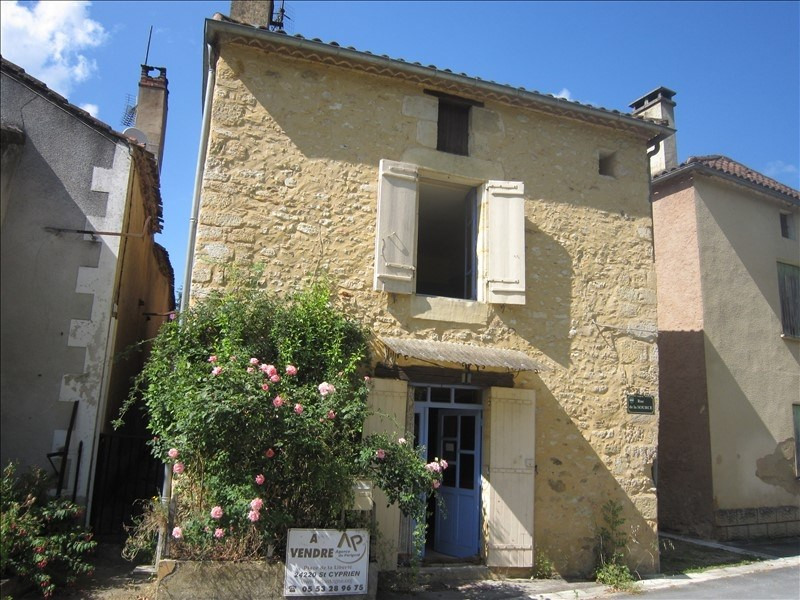 Vente maison / villa Sagelat 91800€ - Photo 1