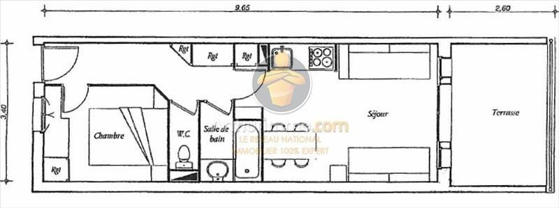 Vente appartement Grimaud 147000€ - Photo 9