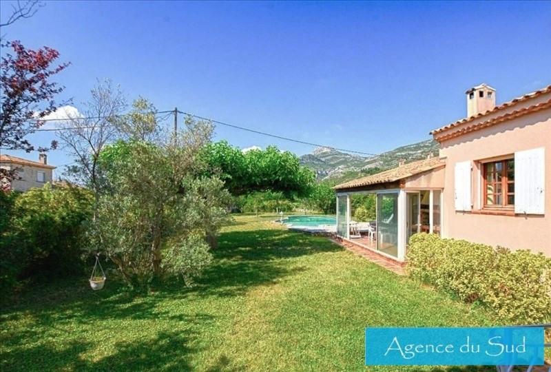 Vente de prestige maison / villa Roquevaire 695000€ - Photo 4