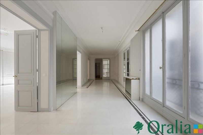 Vente de prestige appartement Paris 16ème 3 390 000€ - Photo 4