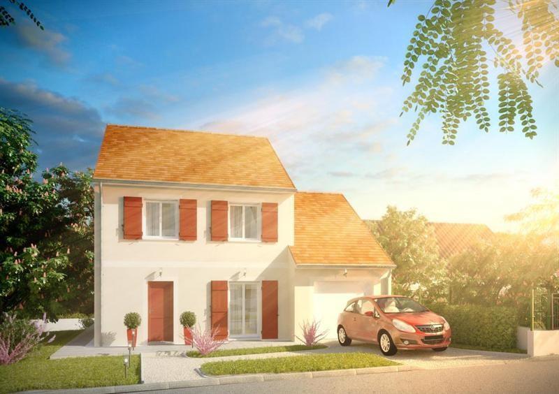 Maison  6 pièces + Terrain 410 m² Voisenon par MAISONS PIERRE
