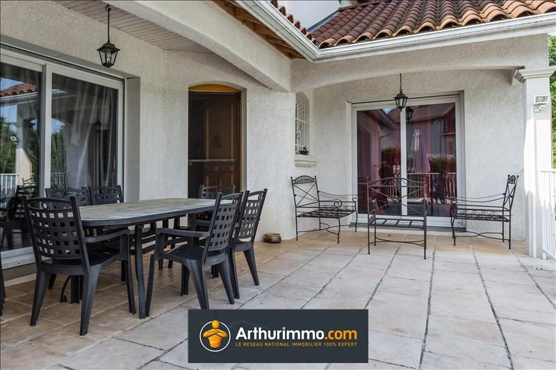 Sale house / villa Morestel 363000€ - Picture 9