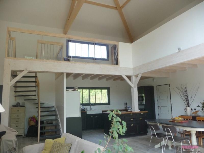 Vente maison / villa Montgiscard 5mn 493500€ - Photo 2