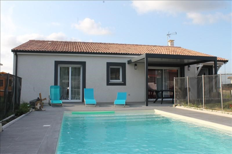 Vente maison / villa Quint-fonsegrives (15 mn) 337 000€ - Photo 1