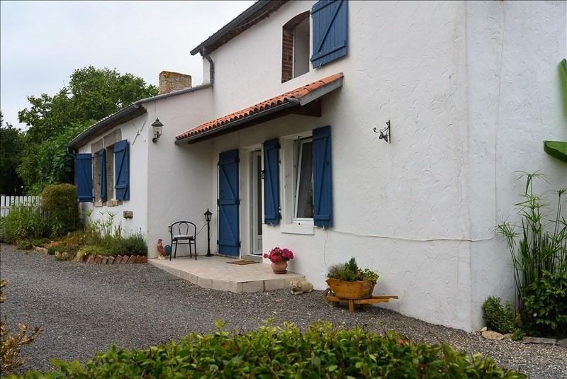 Vente maison / villa Poiroux 218400€ - Photo 3
